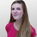 Kristýna Lysáková - lektorka angličtiny