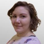 Lauren Borick - rodilá mluvčí, USA