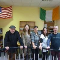 naši lektoři - Lance, ReEnna, Melinda, Katka, Peter